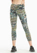 Digital 'Camo' Capri Leggings - Pranachic
