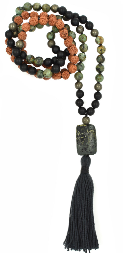 Hanuman Mala - Earth Warrior