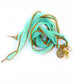 Green Goddess  - Yoga Silk Wrap - Pranachic