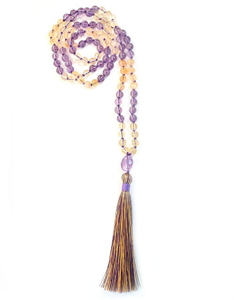 TRUE RADIANCE - Spiritual Growth Mala - Pranachic