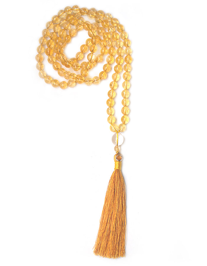 TRUE TREASURES - Abundance Mala - Pranachic