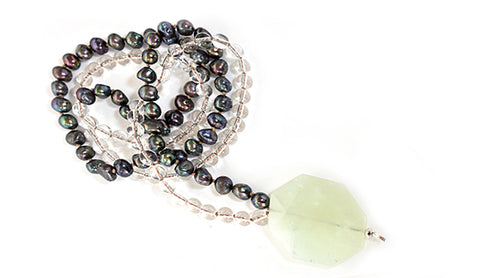 Heaven & Earth Necklace - Pranachic