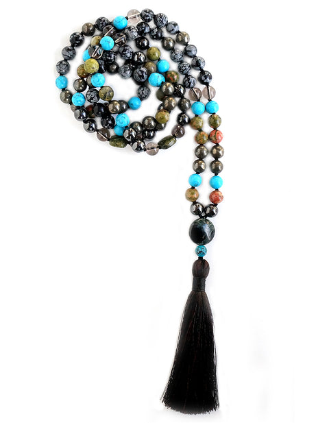 TRUE BEING - Physical Healing Mala - Pranachic