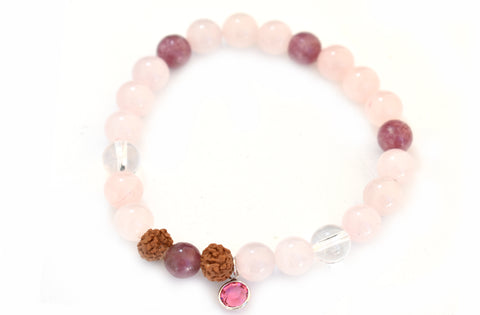 Lucky in Love Bracelet - Pranachic