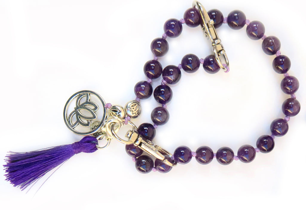 Spiritual Growth Collection - TRUE LIGHT Mala, Pratinu Spiritual Growth  Mala Bracelet and Spiritual Growth Intention Mist