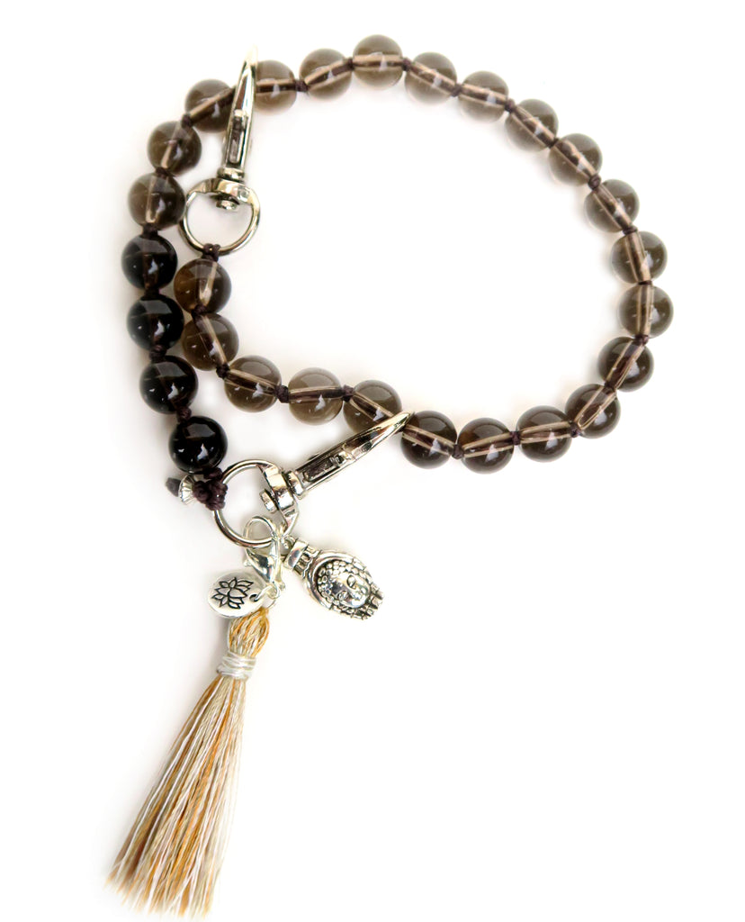 Pratinu Grounded Soul Mala - Pranachic