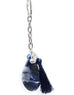 Sodalite Key Ring - Pranachic