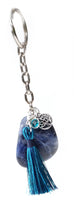 Sodalite Key Ring