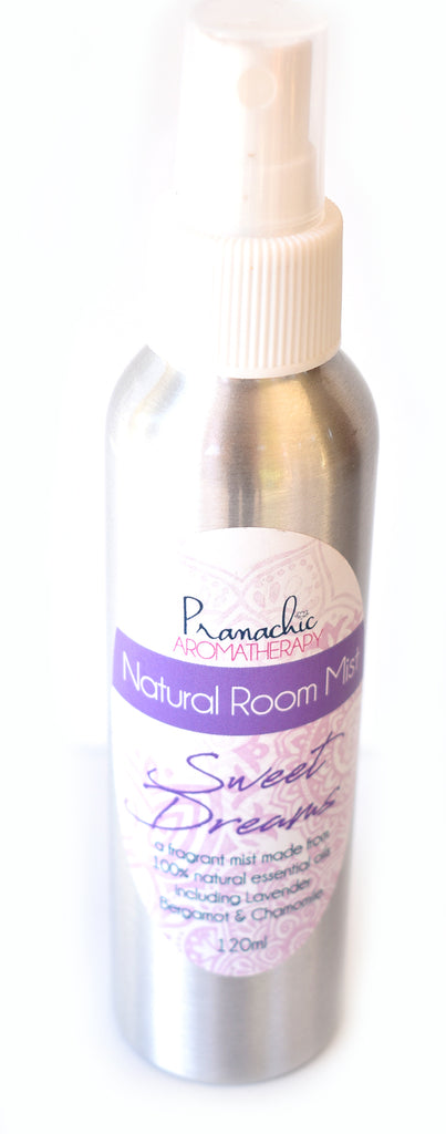 Sweet Dreams - the relaxing scents of lavender, bergamot and chamomile - Pranachic