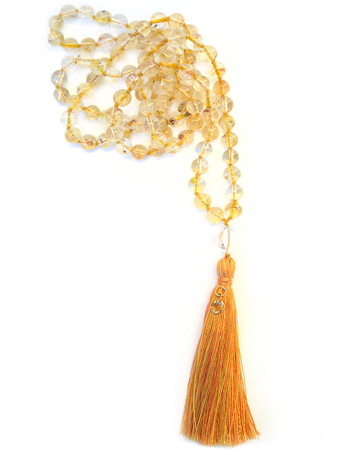 TRUE RICHES - Abundance Mala - Pranachic