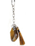 Tigers Eye Key Ring - Pranachic