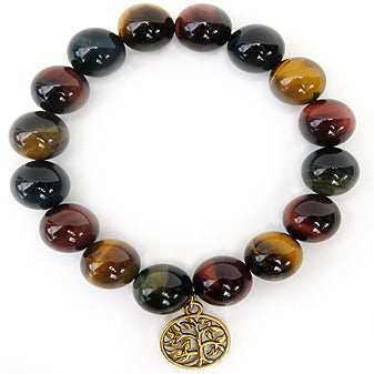 Tree of Balance Bracelet - Pranachic