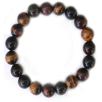 Golden Center - Tigers Eye bracelet - Pranachic