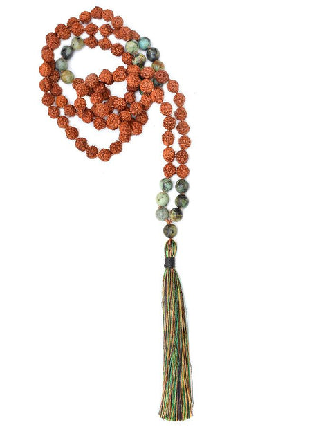 I CARE - Heart Mala - Pranachic
