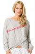 Easy Cross Under Sweatshirt - Pranachic