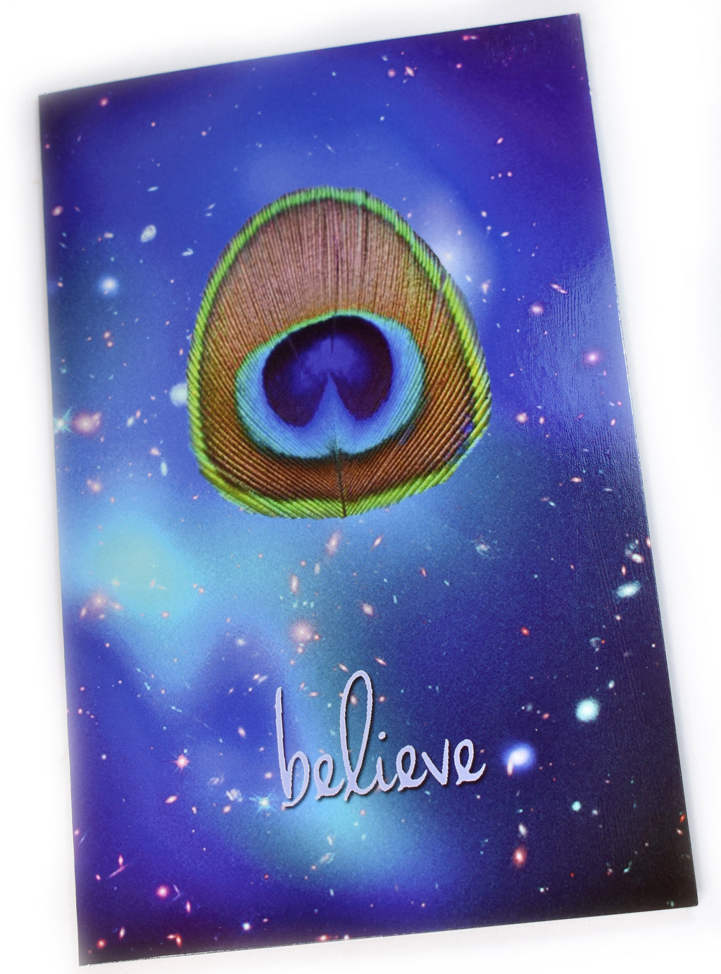 Believe Card - Pranachic