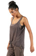 Slouchy 'Holey' All Day Tank - Pranachic