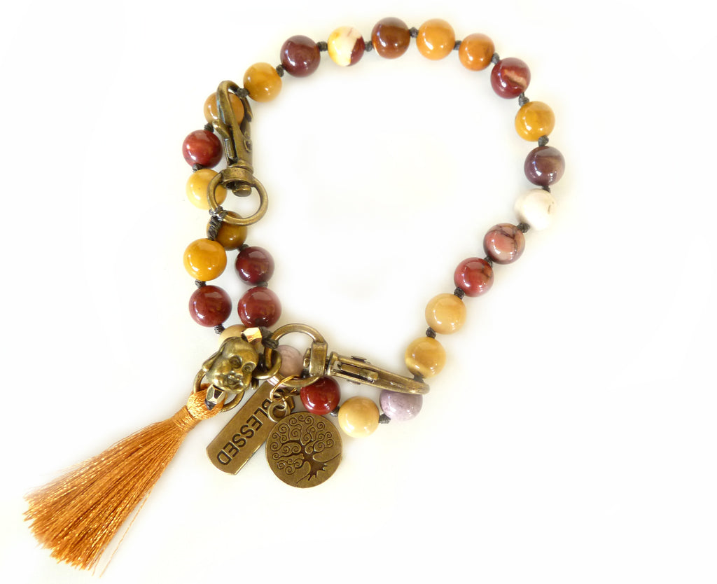 Pratinu Blessed Earth Mala - Pranachic