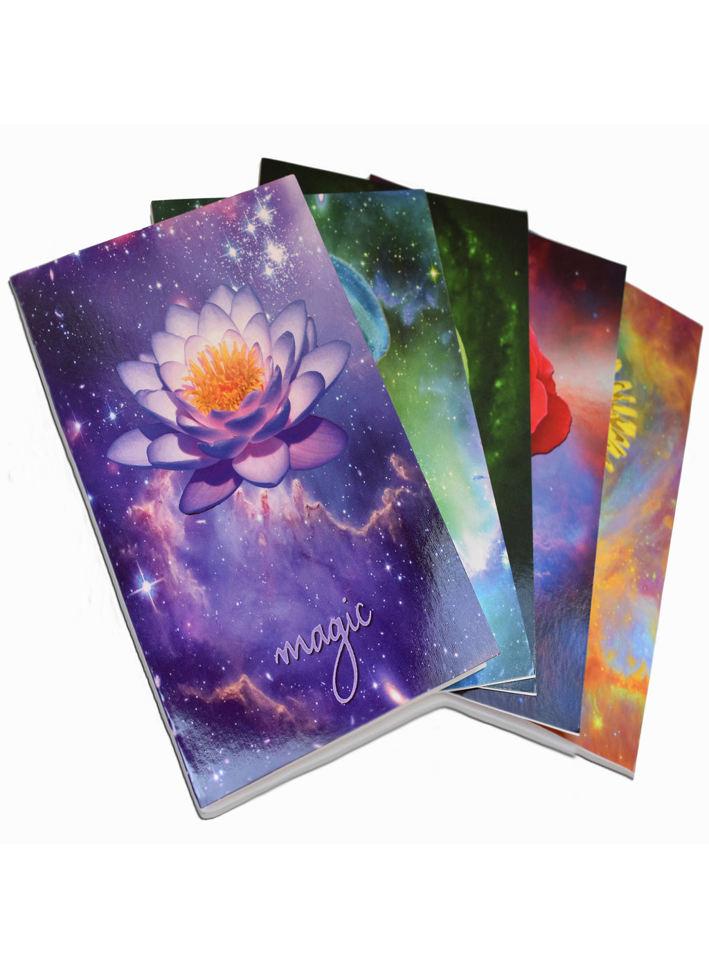 Set of five cards - Pranachic