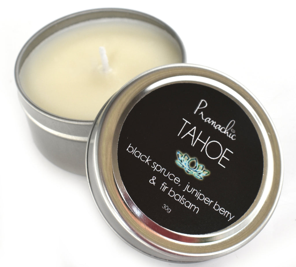 TAHOE Small Travel Candle
