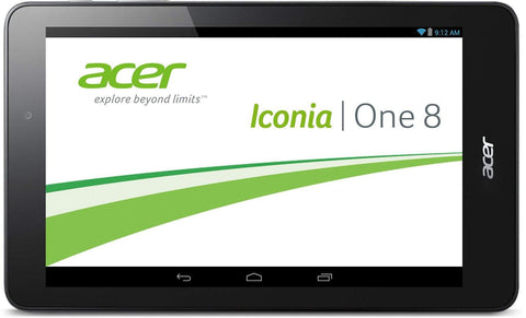 Acer Tablet B1-810 Repair:Whitebox Service