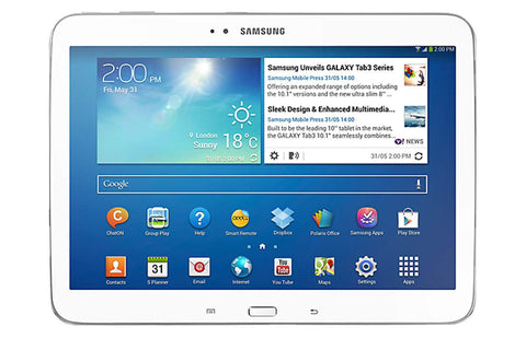 Repair of Samsung Galaxy Tab 3 - Whitebox Service