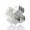 Original 216pcs sliver Buckycubes Magnetic Blocks Cubes Building - BuckyballsStore