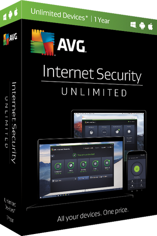 AVG Internet Security Unlimited Devices