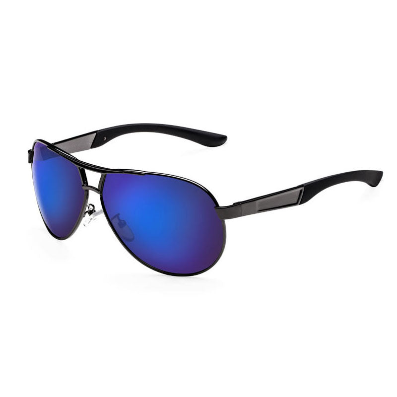 UV400 Men's Mirrors Polarized Driving Sunglasses