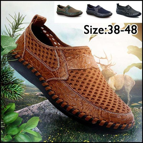 Fashion Men Summer Breathable Mesh Shoes(BUY 2PCS TO GET 10% OFF)