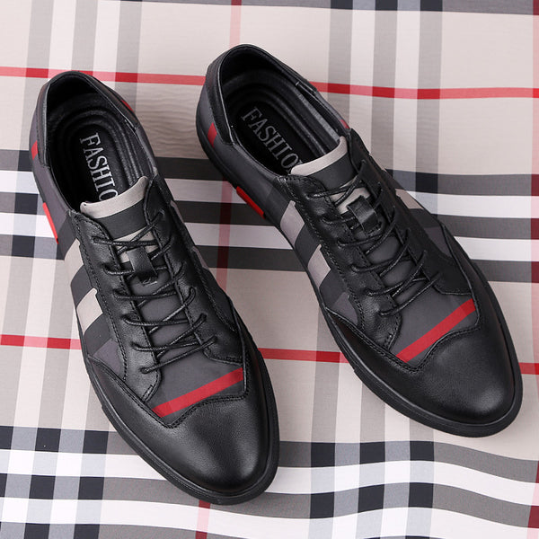 2019 Italy Men Genuine Leather Casual Shoes(BUY 2 TO GET 10% OFF)