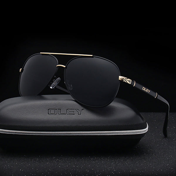 Classic Pilot Men Polarized Driving Sunglasses(BUY 2 TO GET 10% OFF)