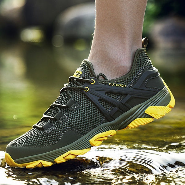 2019 Summer Men Breathable Professional Trekking Shoes(BUY 2 TO GET 10% OFF)