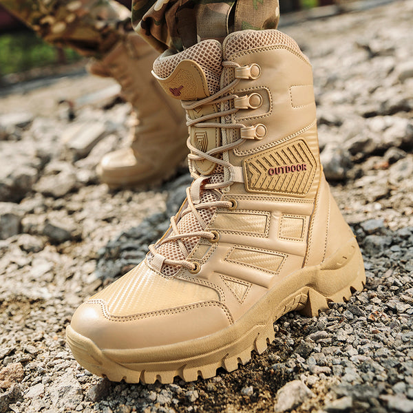 2019 New Waterproof Mens Special Force Army Boots(BUY 2 TO GET 10% OFF)