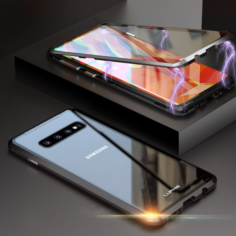 Magnetic Metal Front&Back Protective Case for Samsung S10/S9/S10 Plus(BUY 2PCS TO GET 10% OFF)
