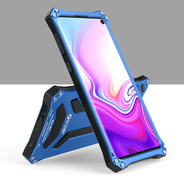 Armor Metal Shockproof Case For Samsung S10/S10Plus(BUY 2PCS TO GET 10% OFF)