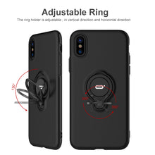 Load image into Gallery viewer, Luxury Magnetic Ring Stand Case For iPhone X/XS Max/7/8 Plus (BUY 2 TO GET 10% OFF)