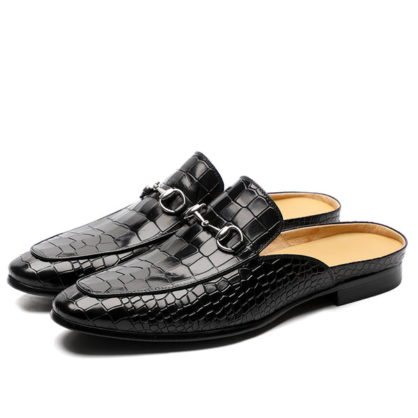 HOT Summer Handmade Men's Leather Slippers(BUY 2 TO GET 10% OFF)