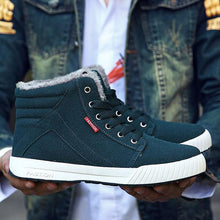 Load image into Gallery viewer, New Arrival Fashion Men Winter Snow Boots