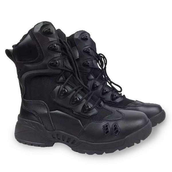 Men Military Tactical Combat Boots Desert Hiking Camouflage High top Boots