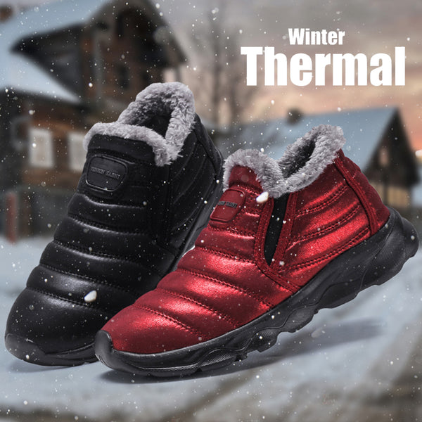 Unisex Waterproof Winter Snow Boots(BUY 2 TO GET 10% OFF)