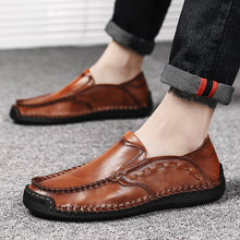 Load image into Gallery viewer, 2019 New Men Leather Comfortable Casual Shoes(BUY 2PCS TO GET 10% OFF)