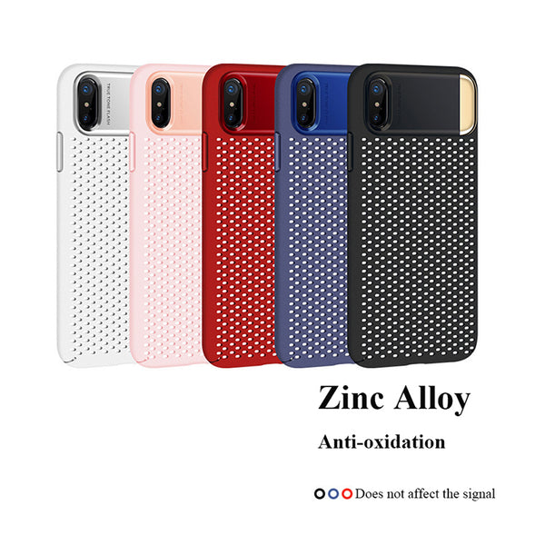 Newest Heat Dissipation Case For Apple iPhone X