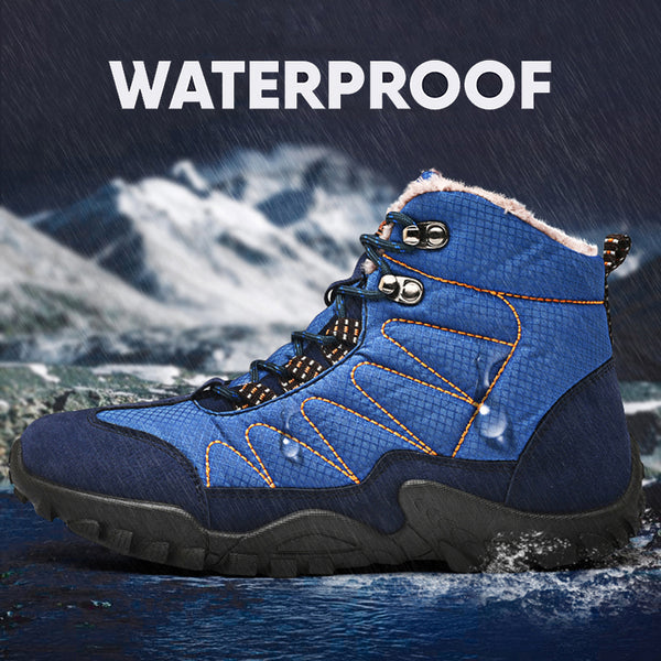 Outdoor Warm Plush Men Waterproof Snow Boots(BUY 2 TO GET 10% OFF)