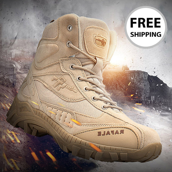 2018 Outdoor Men Tactical Combat High Top Boots(BUY 2 TO GET 10% OFF)