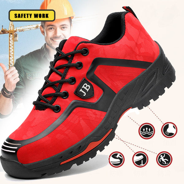 Industrial & Construction Steel Toe Cap Men's Safety Work Shoes(BUY 2 TO GET 10% OFF)