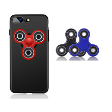 Load image into Gallery viewer, New Fidget Spinner Case For iPhone 7/7Plus/6s Plus /S7 /S7 Edge
