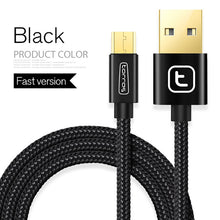 Load image into Gallery viewer, Gold Plated Fast Charge USB Cable For Samsung