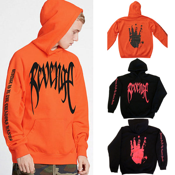 2018 Autumn Revenge Men Street Fashion Hoodie(BUY 2PCS TO GET 10% OFF)