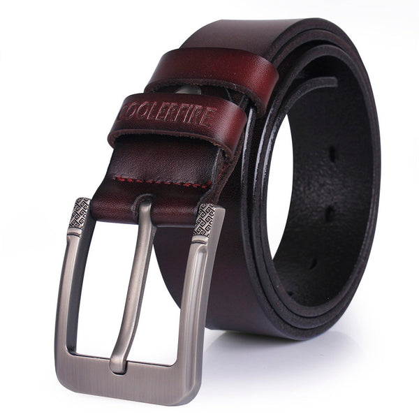 Luxury Designer Men Fashion Leather Belt(BUY 2PCS TO GET 10% OFF)